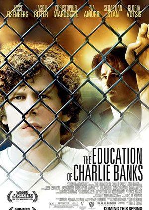 查理・班克斯的教育