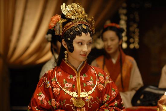 姚笛 杨幂 北京/李嘉欣赵雅芝朱茵 古装现代装造型都绝美的女星