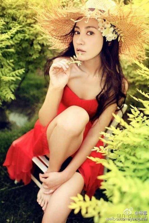 罗志祥 杨雪/李嘉欣赵雅芝朱茵 古装现代装造型都绝美的女星