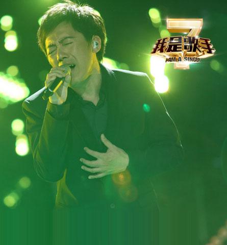 我是歌手第二季张宇:用心良苦已成传奇