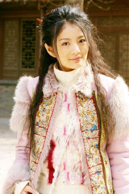 芬刘诗诗刘亦菲 看谁是真正的经典古装美女 广