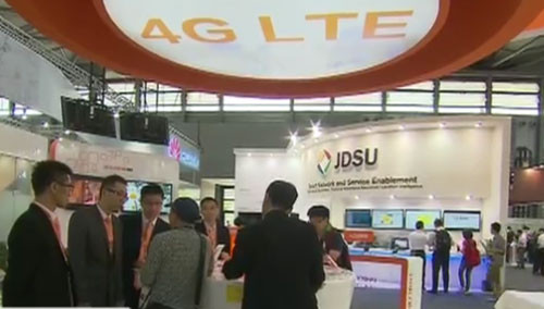 亚洲通信博览会:物联网和5G技术亮相
