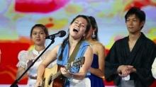 汉语桥20140722期:亚洲选手弹唱邓紫棋《泡沫》