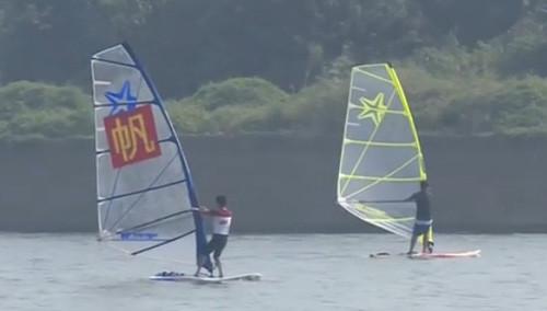 长沙裕湘纱厂游艇码头免费玩帆船