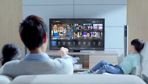 芒果互联网电视:体验全新家庭娱乐生活