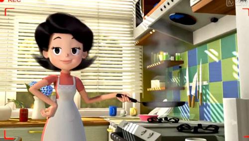 《上的了厅堂,下的了厨房啥意思?形容怎样的女人? 》
