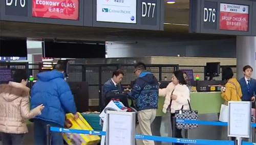 黄花国际机场:预计今年春运客流同比增10% 候机自助渐流行 春运让客流更快速