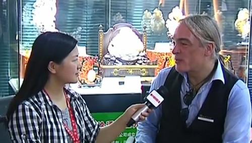 国际矿博会:首批国外参展商抵达郴州