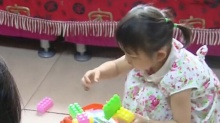 4岁女孩流落河南<B>平顶山</B> 疑似湖南湘西人