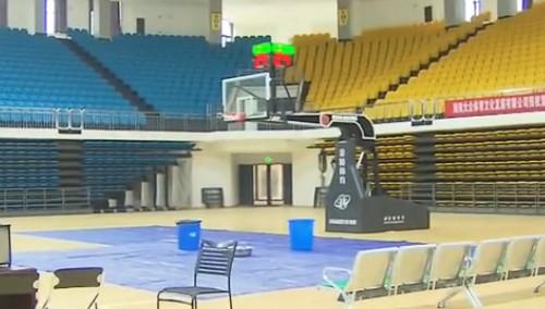 第28届男篮亚锦赛主馆建设基本完成 场馆设施接轨国际