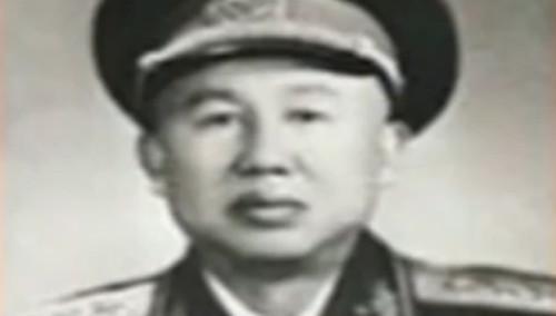 中国将帅之王平