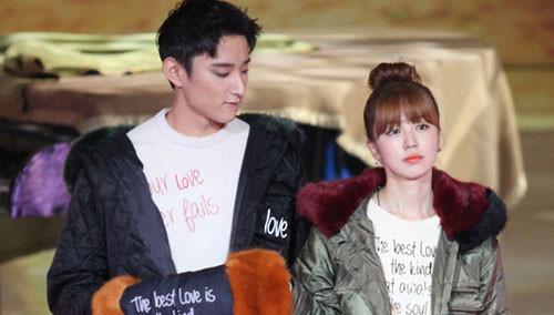 """女神新装20151024期:尹恩惠秀傲娇""""姐弟恋"""""""