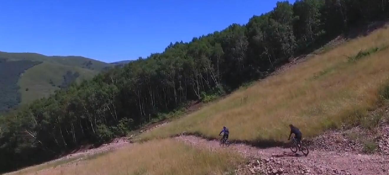 骑行活动:云顶山地车